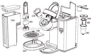 keurig coffee maker parts. Delighful Maker Keurig Replacement Parts Bkc 700 Xl Ww 1 Pleasant Bvmc Sctx Series   List Coffee Maker On Keurig Coffee Maker Parts I