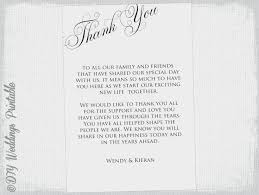 Template: Wedding Thank You Note Template Zoom Photography Welcome ...