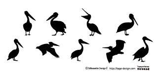 鳥 検索結果 シルエットデザイン
