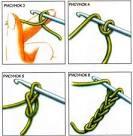 Как научить вязание крючками 179