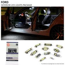 2008 Ford Fusion Side Marker Light 2006 2012 Ford Fusion Led Interior Lights Package