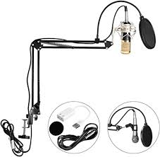 Voilamart BM-800 Professional Studio Broadcasting ... - Amazon.com