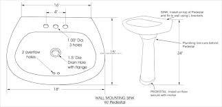 standard sink drain size kitchen sink drain pipe size bathroom sink wonderful standard size for kitchen