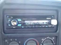 sony cdx gt610ui car stereo sony cdx gt610ui car stereo
