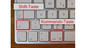 Screenshots am MacBook erstellen - das sind die Tastenkombinationen - CHIP