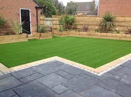 small back garden ideas google search