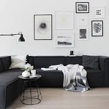 pretty black living furniture ideas. dream bu0026w living room with gallery wall looking for beautiful and unique art photo prints pretty black furniture ideas d
