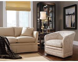 Thomasville Living Room Furniture Sutton Swivel Glider Chair Living Room Furniture Thomasville