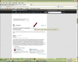 How To Upload Your Resume To Linkedin How To Post Your Resume On