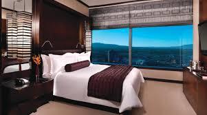 Loft Bedroom Privacy Luxury Las Vegas Lofts One Bedroom Lofts Vdara Hotel Spa