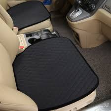 luxury car seat protector mat auto front seat cushion single fit most vehicles seat covers non