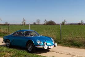 The Alpine A110 Is at Home in the French Countryside • Petrolicious