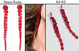 aug 3 for kate s simone rocha earrings we offer the long beaded drop earrings in red 4 48 as seen at na kd thank to kate s closet australia for a fab