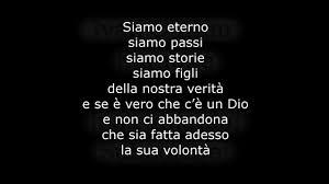 Che Sia Benedetta - Fiorella Mannoia (Karaoke) - Sanremo 2017 - YouTube