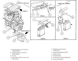 chevy tahoe trailer wiring diagram images 1999 chevy tahoe evap canister further fuel tank filler check