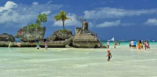renounced tourist destination of philippines boracay island will reopen on october 26th 2018 but with restrictions to the number of tourists
