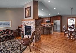 dimplex 2 sided electric fireplace two traditional kitchen