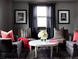 gray but not dreary contemporary gray living room