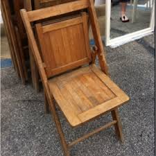 Image Folding Chairs Vintage Wooden Folding Chairs Foter Wooden Folding Chairs Ideas On Foter