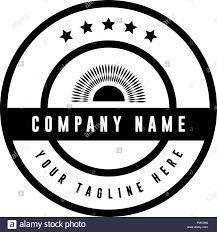 Vintage Logo Vector Badge Logo Badges And Labels Logo Vintage Logo Vector Black 1