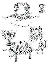 Atributen Tempeltabernakel Bijbel Kleurplaten Bijbel