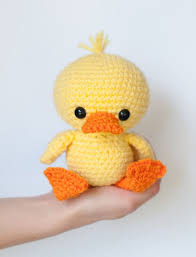 Crochet Animal Patterns Fascinating PATTERN Crochet Duck Amigurumi Duckling Crochet Duck Pattern