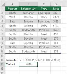 List Of Values Look Up Values In A List Of Data Excel