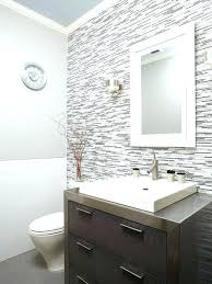 Backsplash Bathroom Ideas Custom Bathroom Vanity Tile Backsplash Icldme