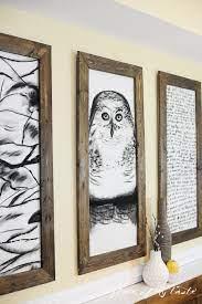 diy wall decor ideas for large walls
