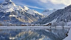 winter mountain wallpaper 1920x1080. Delighful 1920x1080 1920x1080 Wallpaper Engelberg Switzerland Mountains Winter Lake  Landscape Inside Winter Mountain