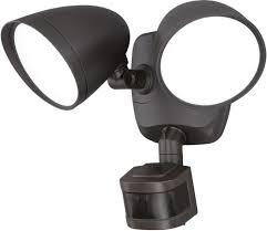 vaxcel t0171 tau modern bronze led outdoor smart lighting motion