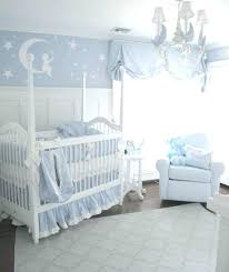 star crib bedding set moon stars photo of baby on pottery barn kids boys piece complete