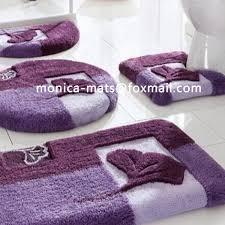 brilliant flower bath rug rose flower style flower shape bath mat high quality flower