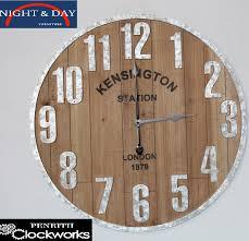 wall clock 68 cm huge kensington