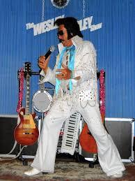 Singer Wesley Presley will perform Elvis, Orbison and more in ...
