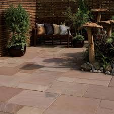 Indian Stone Colour Chart Natural Sandstone Paving Bradstone