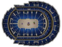 Bridgestone Arena Seating Chart For Monster Jam Vivid Seats