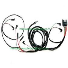 harnesses have 10 12 business day manufacturing time before ship Ford Falcon Wiring Harness 64 ford falcon v8 engine gauge feed wiring harness 1964 260 289 1963 ford falcon wiring harness