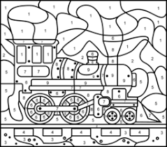 Small Picture Train Coloring Page Printables Apps for Kids