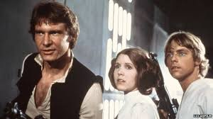 mark hamill carrie fisher harrison ford 2013. Interesting Mark Harrison Ford Carrie Fisher And Mark Hamill As Han Solo Princess Leia  Luke And Ford 2013 H