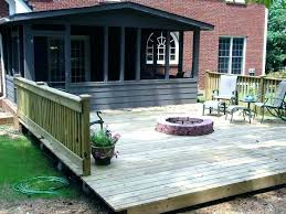 how to build a fire pit on a wood deck can you put fire pit on wood deck can you put fire pit on wood deck best fire pit for deck ideas