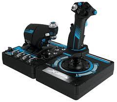 <b>Джойстик Saitek</b> Pro Flight X-56 Rhino H.O.T.A.S. System for PC ...