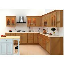 Wooden Kitchen Designs Beautiful Parquet Flooring And Green Wall Painting Room With White