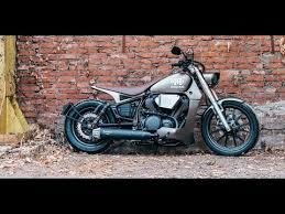 yamaha chopper custom bikes youtube