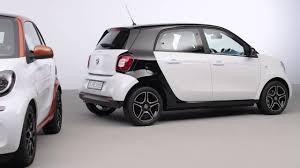 Smart Car Design Studio Smart Fortwo And Smart Forfour Studio Automototv