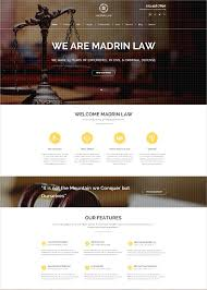 Law Templates 18 Law Legal Php Themes Templates Free Premium Templates