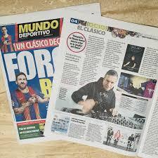 JORDI CARRERAS - EL CLÁSICO. MUNDO DEPORTIVO MIX (Real Madrid vs FC  Barcelona) – JORDI CARRERAS – Podcast – Podtail