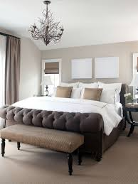Shades of brown Bedroom ideas for a modern and relaxing room design