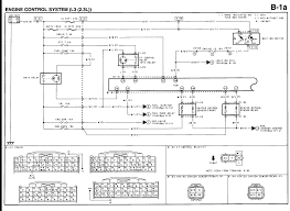 mazda wiring diagram wiring diagrams description b 1a mazda wiring diagram