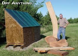 small wood kiln plans